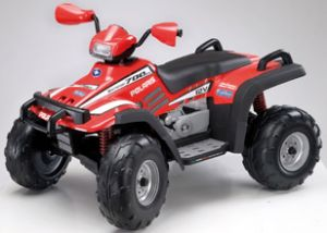 Квадроцикл POLARIS Sportsman 700 Twin /Peg-Perego  ― Крошкин Дом